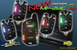 Monsterfishing Sygnalizator MF-213C V2 Set   NOWOŚĆ!
