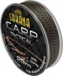 Plecionka Taktical CARP Sakkana Brown-black  25lb