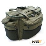 NGT TORBA Green  Carryall Lerge