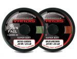 Vardis Plecionka DOWNFALL Super Soft  20m/25lb GREEN