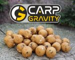 Kulki Carp Gravity zanetowe Beta BANAN 1kg 18mm