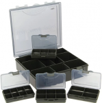 NGT Box - organizer 4+1 Black