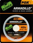 Fox Edges Armadillo Camo Shock & Snag Leader 30lb x20m CAC744