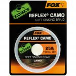 Fox Edges Reflex Camo Soft Sinking Braid 25lb - 20m CAC750