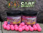 Kulka Pop Up FLUO BLOODWORM&CAVIAR  15mm / 200ml CG