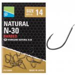 Preston Natural N-30 Hooks - roz.10