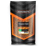 Sonubaits Feed Pellets 4mm - Tiger Fish // Orzech tygrysi