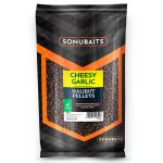 Sonubaits Halibut Pellets 4mm - Cheesy Garlic // Serowo-Czosnkowa