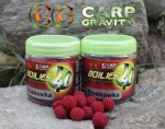 Carp Gravity Kulki 4D TRUSKAWKA 20mm 250ml  BIO SECRET