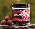 Carp Gravity Kulki 4D BLOODWORM/CAVIAR 18mm 250ml - BIO SECRET