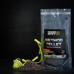 Micro Pellets Feeder Bait Rak BLACK 4mm