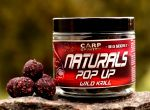 Carp Gravity  Pop Up BS NATURALS Wild Krill 18mm słoik 200ml